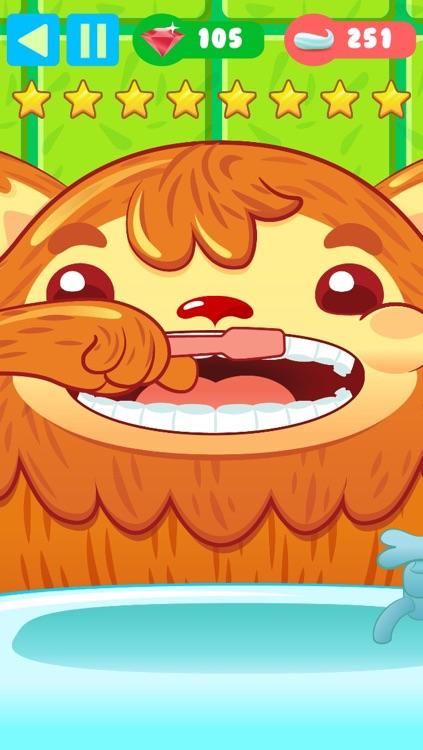Brush Teeth With Momo
