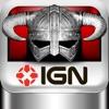IGN App For Elder Scrolls V: Skyrim (AppStore Link)