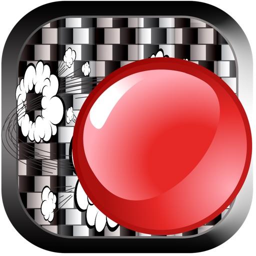 Trial Fusion Craze - Addictive Red Bouncing Ball Spikes Run iOS App