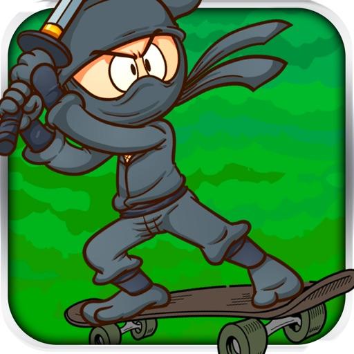 Ninja Highway Skateboard Pro