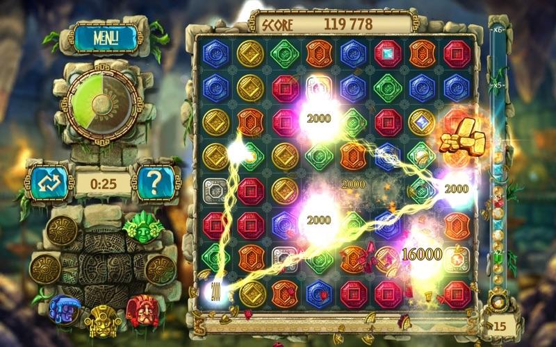 Screenshot #2 pour The Treasures of Montezuma 3