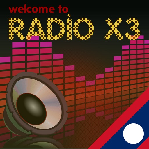 X3 Laos Radio icon