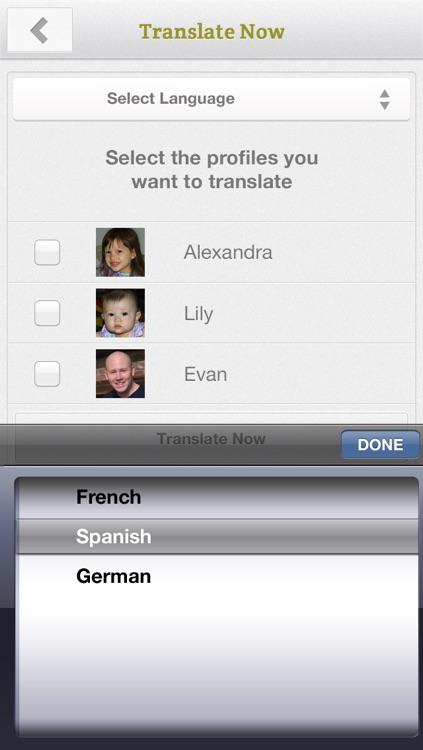 Allergy FT: Allergy Food Translator