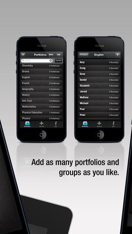 Easy Portfolio - ePortfolio Tool for Students & Teachers
