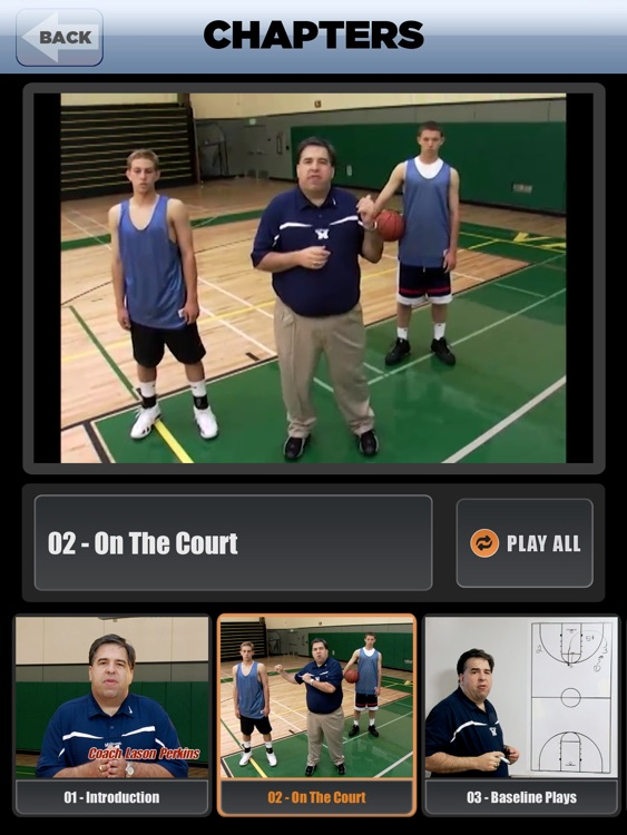 Scoring In Transition: Offense Playbook - with Coach Lason Perkins - Full Court Basketball Training Instruction - XL