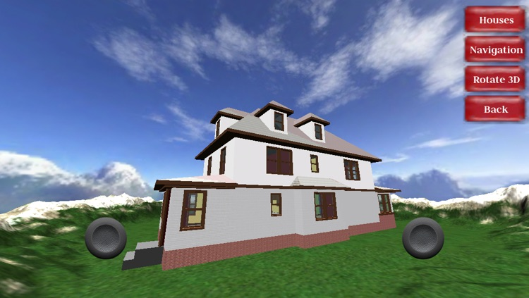 3D Houses Free