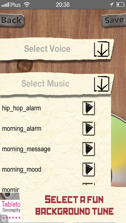 Alarm Clock - Wake Up Babe - Record Your Favourite Voice as a Custom Alarm