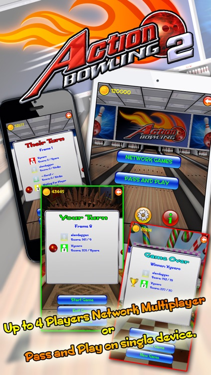 Action Bowling 2 screenshot-3