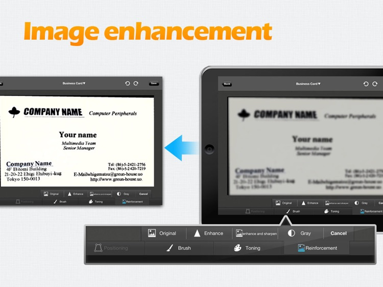WorldScan HD - Scan Documents & PDF screenshot-4