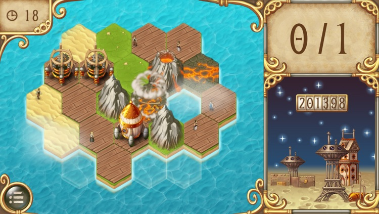 Rocket Island screenshot-4