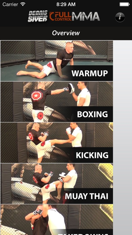 MMA - Full Control Lite