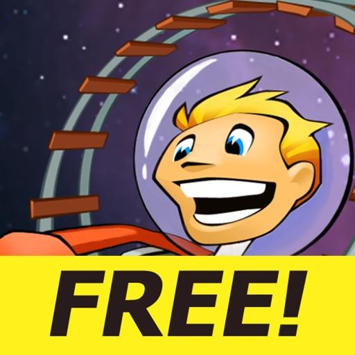 Lunar 3D Rollercoaster Rush FREE