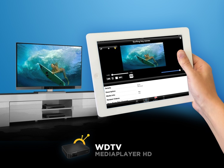 WD TV Live Media HD