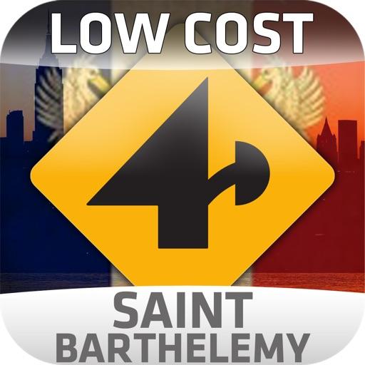 Nav4D Saint Barthlome @ LOW COST