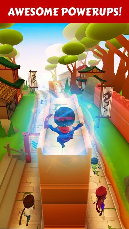 Fun Race Ninja Kids - by Fun Games For Free