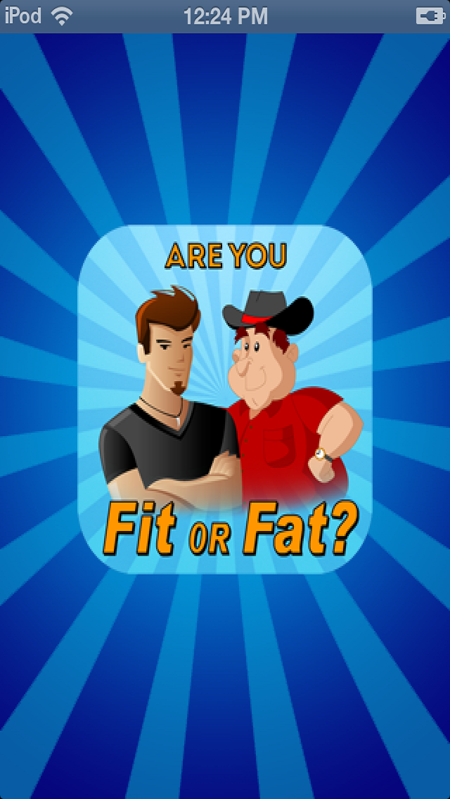 Fit or Fat Free screenshot one