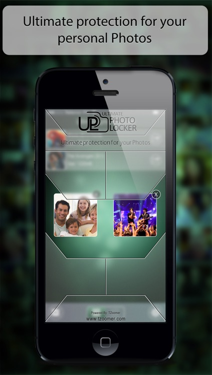 Ultimate Photo Locker
