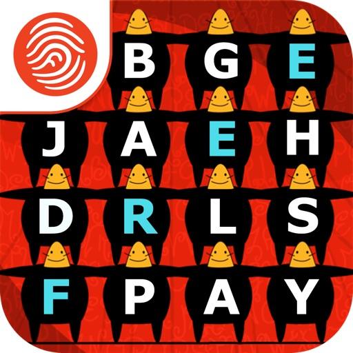 The Flying Alphabetinis - A Fingerprint Network App