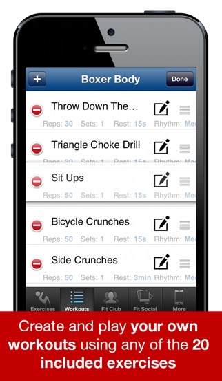 Ab Workouts Free Screenshot 4