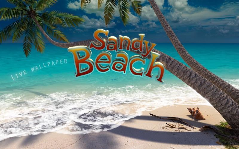 Sandy Beach 3D