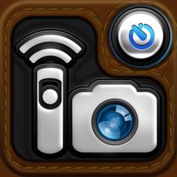Remote Shutter - Camera Timer with Lens filter