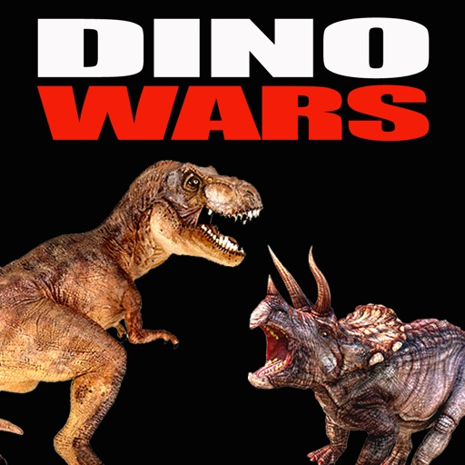 Dinosaur Wars HD