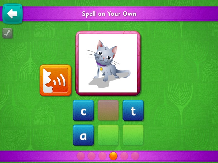 Eggy Phonics 1 screenshot-3