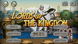 Lords of the Kingdom : Multiplayer Castle Fortress Battle