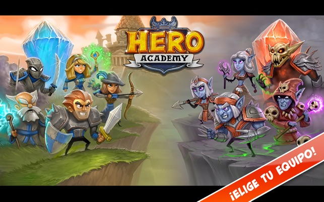 ‎Hero Academy Screenshot