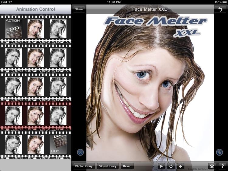 Face Melter XXL