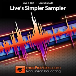 ‎Course for Ableton Live - The Simpler Sampler