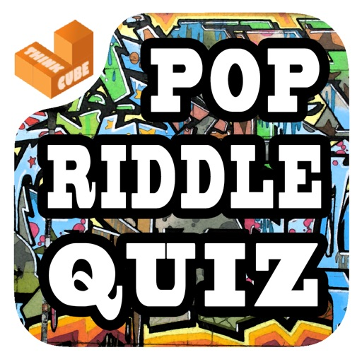 123 POP Riddle Quiz