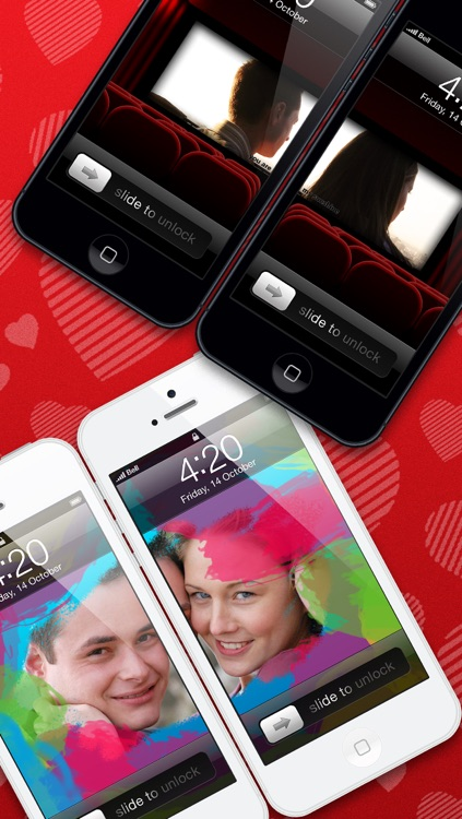 Lover Lock Screens screenshot-4