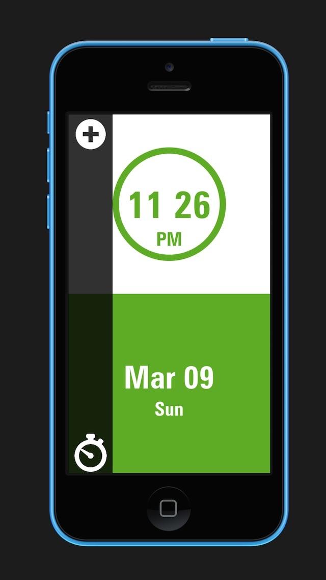 t l charger wake the alarm powernap app pour iphone sur l 39 app store forme et sant. Black Bedroom Furniture Sets. Home Design Ideas