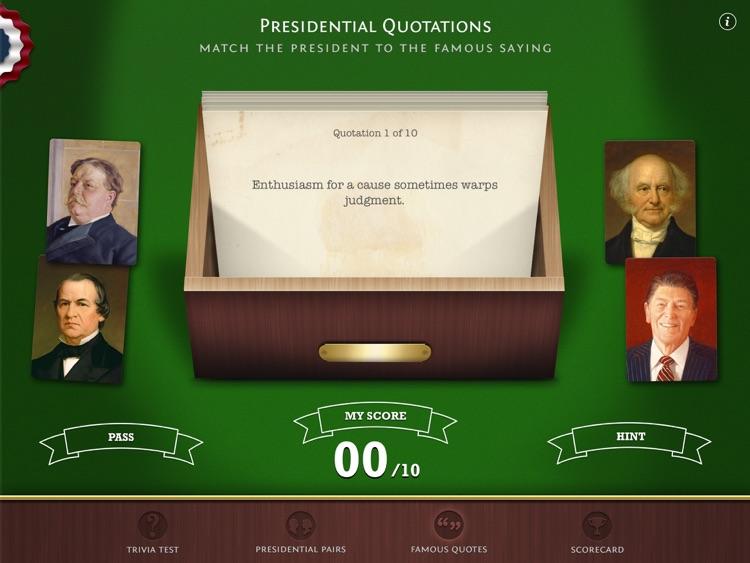 America's Presidents screenshot-4