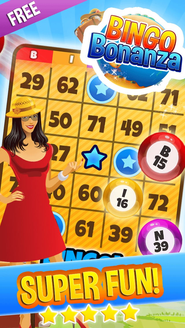 Bingo Bonanza Island Win The Casino Numbers Game And A Lucky Beach App Download Android Apk
