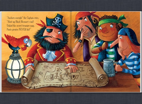 Pirates Love Underpants By Claire Freedman Amp Ben Cort On