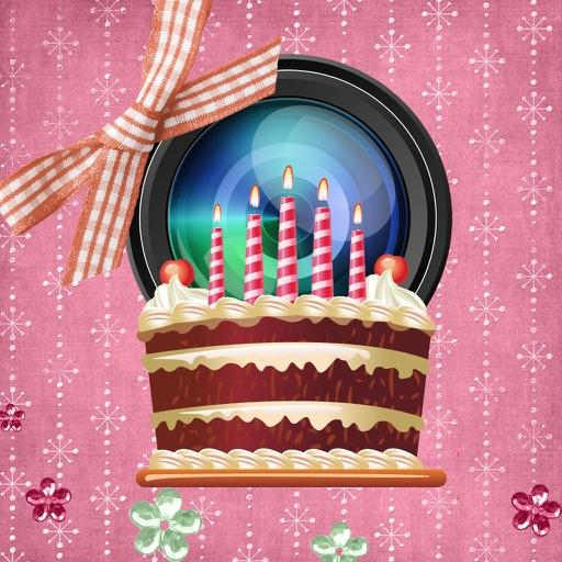 Happy Birthday Camera