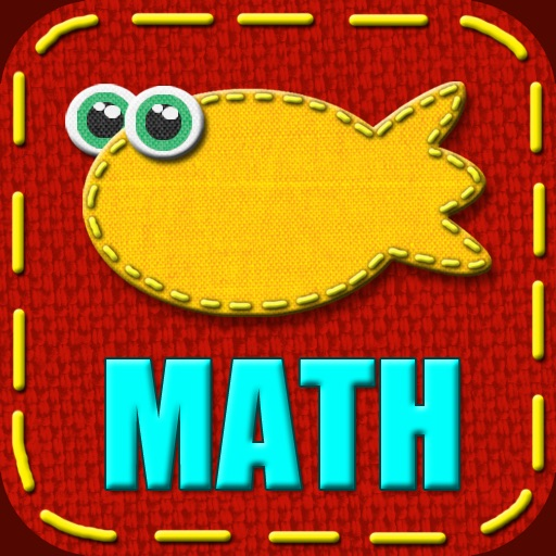 Acrobat Fish Math Games HD icon