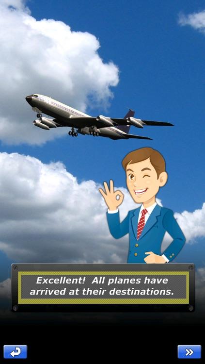Air Traffic Controller 4.0 Lite - The free ATC pocket airplane simulator Game screenshot-4