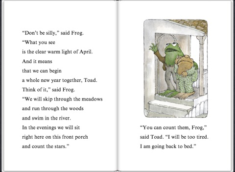 frog and toad are friends by arnold lobel on apple books