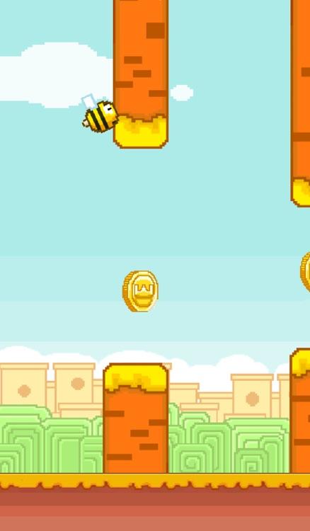 Pixel Wings HD screenshot-3
