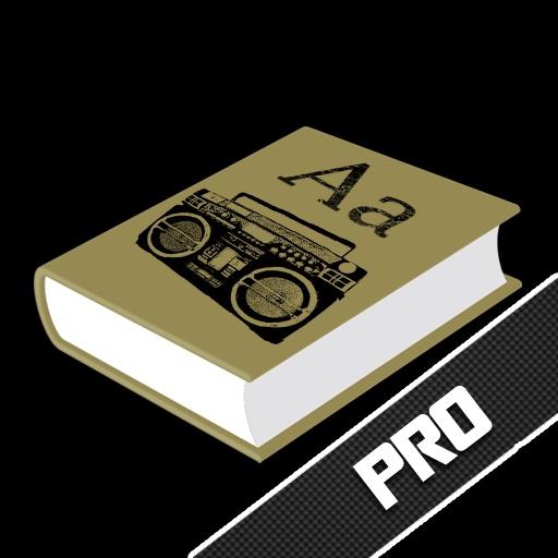 Rap 2 English Dictionary Pro