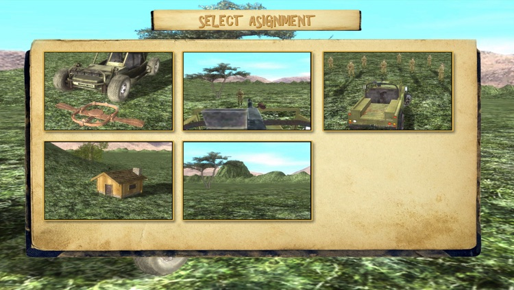 Safari 4x4 Driving Simulator 2: Zombie Poacher Hunter screenshot-3