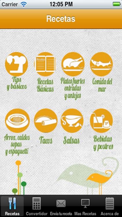 La Receta de la Abuelita- Autenticas Recetas Mexicanas