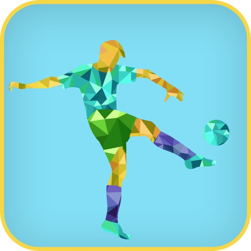 Guess Who's The World Football Star Quiz - Cool Dream Art Soccer Player Game 14 - Free App