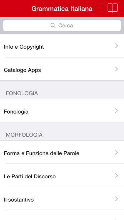Grammatica Italiana screenshot-0