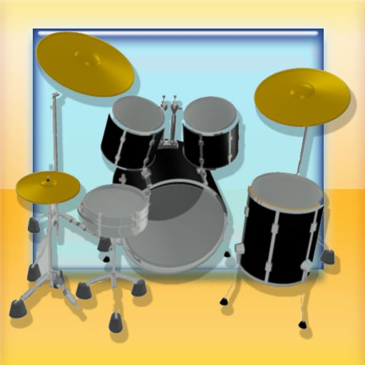 Drummer : a free drum kit iOS App