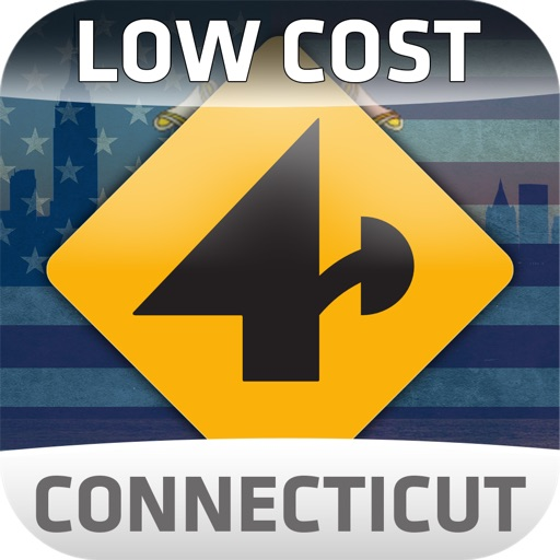 Nav4D Connecticut @ LOW COST icon