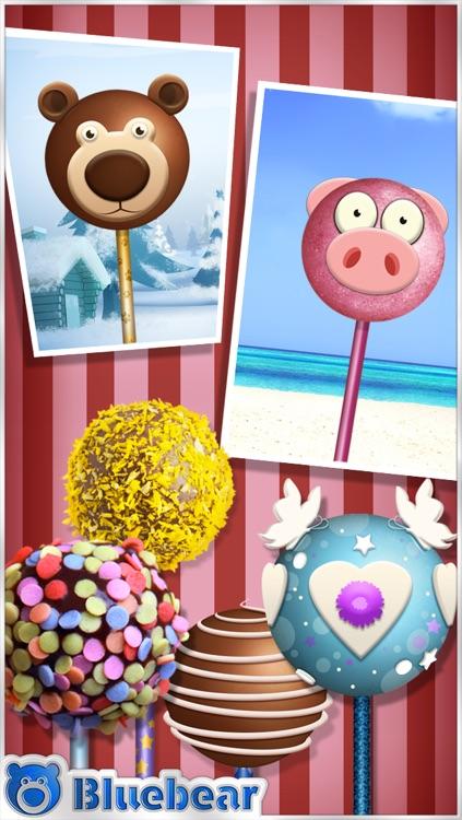 Cake Pop Maker - by Bluebear screenshot-3
